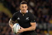 Sonny Bill Williams is the most followed athlete on twitter. Photo / Sarah Ivey