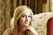 British author JK Rowling. Photo / Supplied