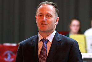 Prime Minister John Key. Photo / Glenn Taylor
