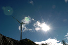 Power would be sold at a regulated price under the Opposition's plan. Photo / NZPA