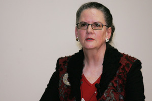 Privacy Commissioner Marie Shroff. Photo / NZPA