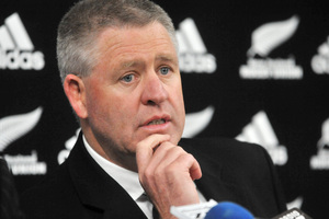 NZRU CEO Steve Tew . File photo / APN