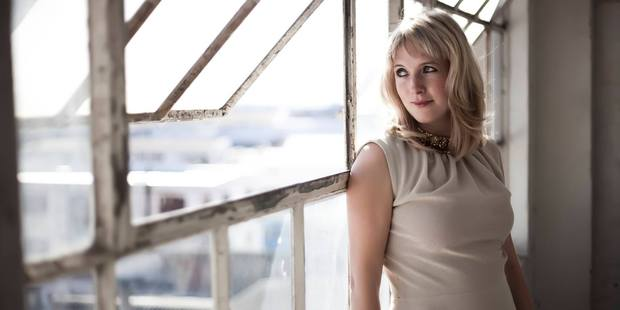Lauren Beukes set her tale on the cusp of the digital age. Photo / Casey Crafford