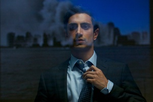 Riz Ahmed plays Changez, a young Pakistani watching his American Dream turn sour. Photo / Supplied