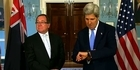 Watch: Kerry praises NZ as 'global partner'