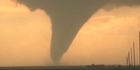 Watch: Raw: Tornadoes spotted in Kansas 