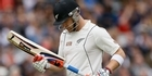 Watch: Cricket: Black Caps thumped by England