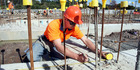 Of those working in property and construction, 63 per cent said they were likely to look for a new job in the next year. Photo/ Northern Advocate