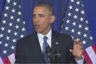 """Declaring America at a """"crossroads"""" in the fight against terrorism, President Barack Obama on Thursday revealed clearer guidelines for the use of deadly drone strikes."""