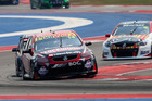 Motorsport: Coulthard stops Whincup sweep
