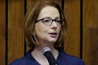 Prime Minister Julia Gillard. Photo / Getty Images