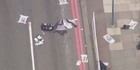 Watch: Raw: Aftermath of deadly attack in London