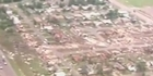 Watch: Raw: Aftermath of massive tornado in Oklahoma 