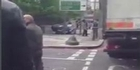 Watch: Raw: Fatal knife attack in London