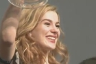 Danish singer Emmelie de Forest wins the Eurovision Song Contest in Sweden's third largest city, Malmoe.