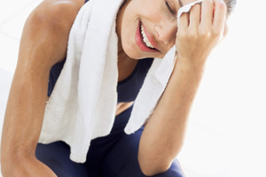 Only a fifth of women wash their kit between each workout. Photo / Thinkstock