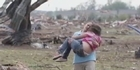 Watch: Oklahoma: Tears after storm