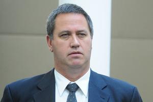 Convicted fraudster Michael Swann. Photo / APN