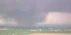 Watch: Raw: Tornado on the ground in Oklahoma 