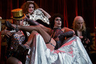 Rocky Horror star has stroke