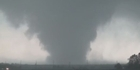 Watch: Swarm of tornadoes slams Oklahoma