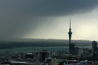 Auckland is set to be hit by flooding, forecasters say. Photo/Martin Sykes