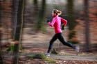 Take up jogging during the winter season. Photo / Thinkstock