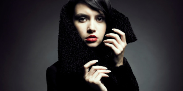 Look stylish this winter in black and white. Photo / Thinkstock