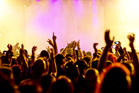Get to one of the many music festivals all over Europe. Photo / Thinkstock