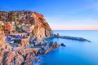 Manarola village, Cinque Terre. Photo / Thinkstock
