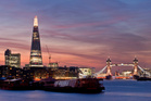 The Shard, London. Photo / Thinkstock