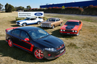 Ford's Performance Vehicles (FPV) at Broadmeadows, Victoria, Australia. Photo / Supplied
