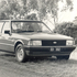 The Ford Falcon 1979 XD was worryingly large and hardly high-tech. Photo / Supplied