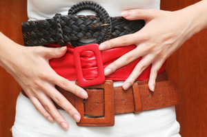 Belts have been recalled after the metal studs in them were found to be radioactive. Photo / Thinkstock