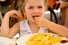 Kid's menus are often filled with unhealthy options. Photo / Thinkstock