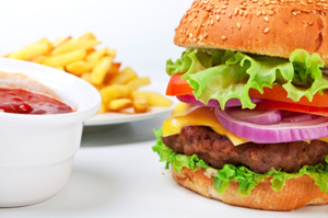 If anyone can find a burger with beetroot in it in the US, it may be burger connoisseur George Motz. Photo / Thinkstock