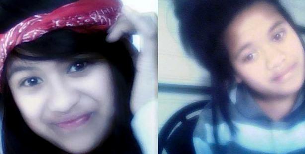Brooklyn Clark (l) and Merepeka Morehu-Clark were killed in the 2011 crash. Photos / Supplied