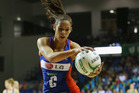 Kayla Cullen of the Mystics. Photo / Getty Images.