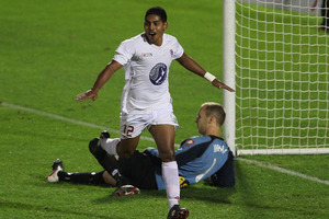 Roy Krishna is one of the great unfulfilled talents of local football. Photo / Getty Images
