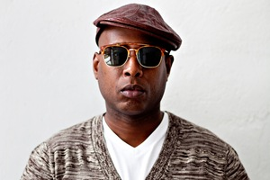 American hip-hop artist Talib Kweli. Photo / Supplied