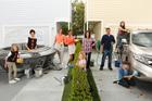 'The Neighbors'. Photo / ABC