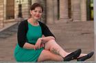Greens MP Julie-Ann Genter. Photo / Mark Mitchell
