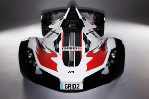 The GRID 2: Mono Edition also includes a BAC Mono for the staggering sum of £125,000 ($234,000). Photo / Supplied