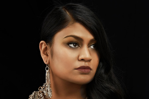 Singer Aaradhna Patel cleaned up at the Pacific Music Awards last night. Photo / Supplied