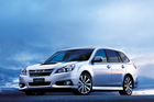 Subaru Legacy. Photo / Supplied