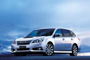 Subaru Legacy. Photo / Supplied