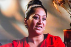 Claire Nathan's tattoo provoked a dispute with the country's national airline.  Photo / Maori TV