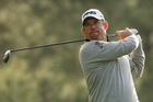Lee Westwood is chasing his biggest title win at the BMW PGA Championship. Photo / AP