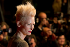 Actress Tilda Swinton is the face of the new Chanel campaign. Photo / AP