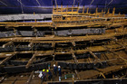 The Mary Rose provides a snapshot of Tudor life on board the vessel. Photo / AP